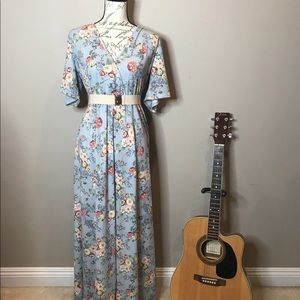 Amelia James Maxi Dress